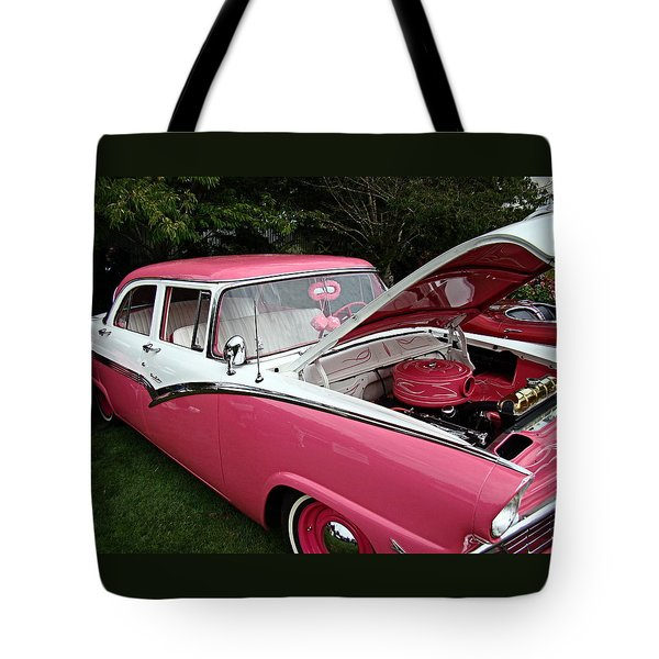 Cool Ford Tote Bag by Nick Kloepping