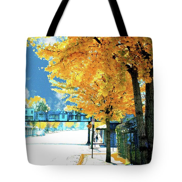 Cooper Street Memphis Tote Bag by Lizi Beard-Ward