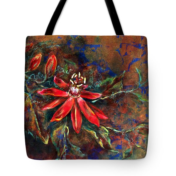 Copper Passions Tote Bag