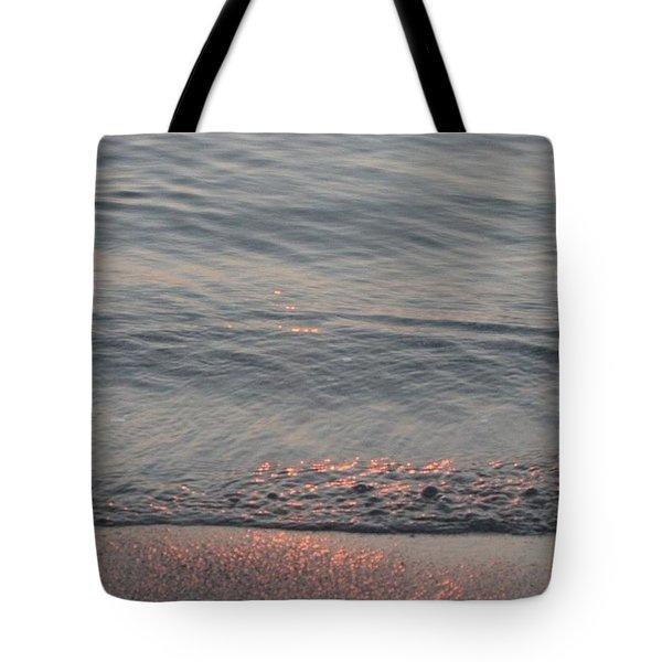 Copper Tide Tote Bag