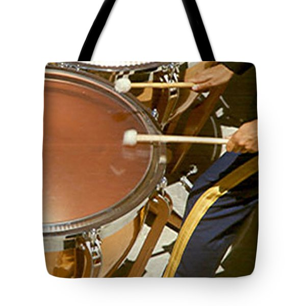 Copper Timpani Tote Bag