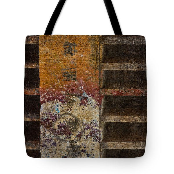 Copperwood Square Tote Bag