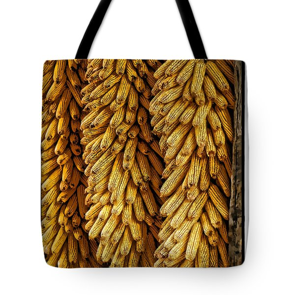 Corn  Tote Bag by Mauro Celotti