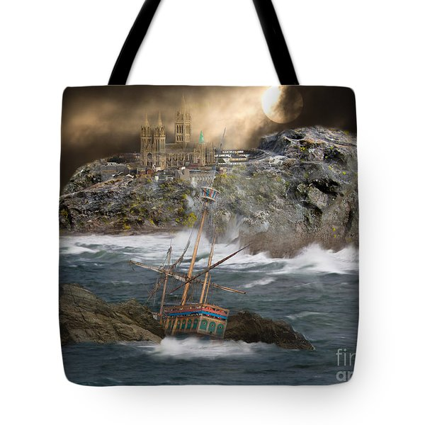 Cornish Wreckers Tote Bag