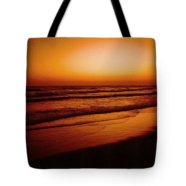 Corona Del Mar Tote Bag by Mark Greenberg