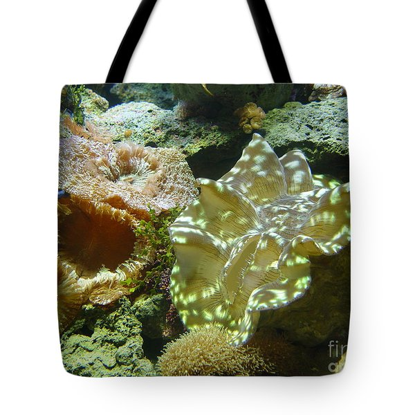Tote Bag featuring the photograph Corral by Jerry Bunger