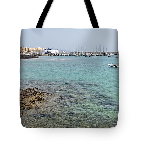 Corralejo Tote Bag