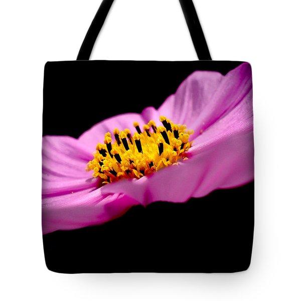 Cosmia Flower Tote Bag by Sumit Mehndiratta