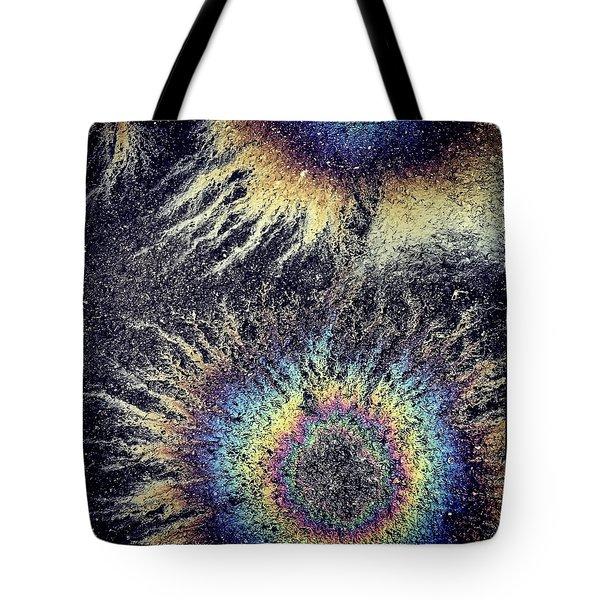 Cosmic Oil-b Tote Bag