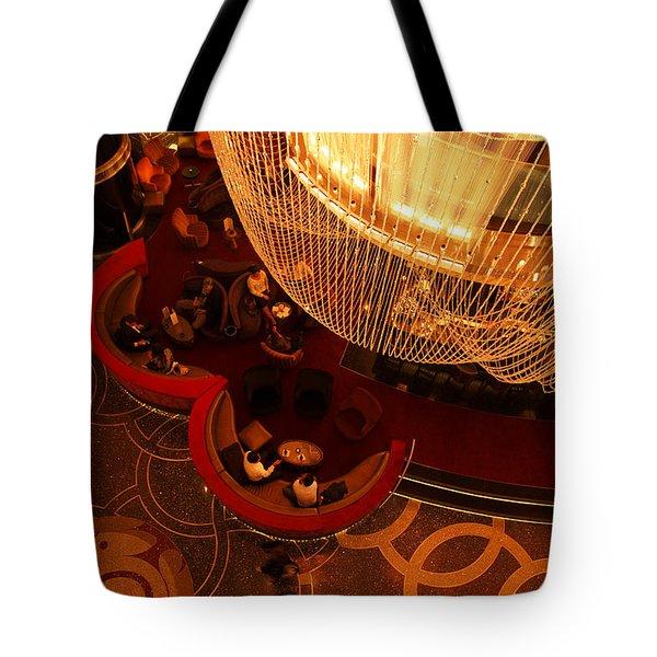 Cosmopolitan Las Vegas Tote Bag