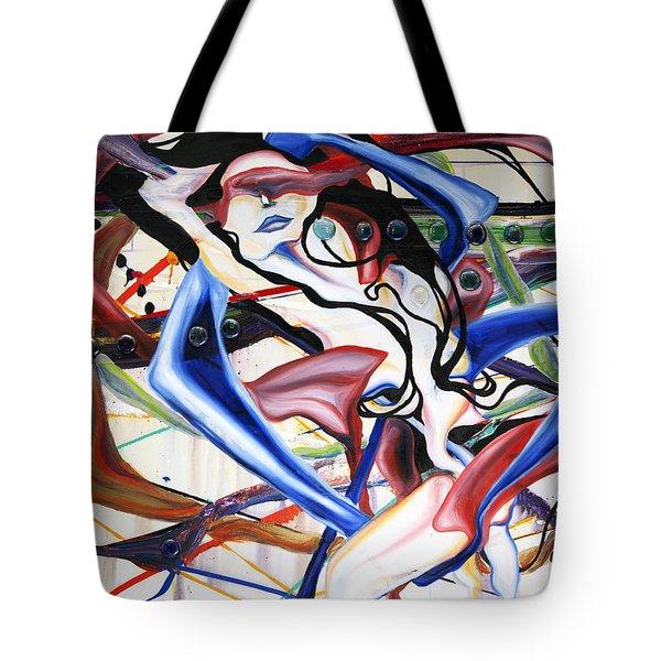 Cosmopolitan Tote Bag by Sheridan Furrer