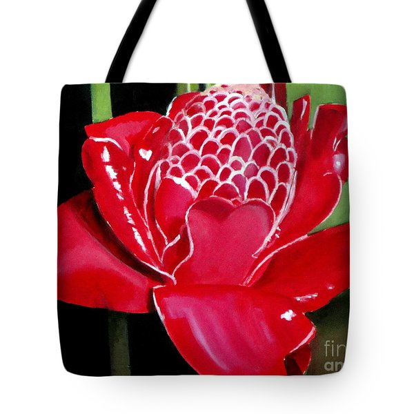 Costa Rican Beauty Tote Bag