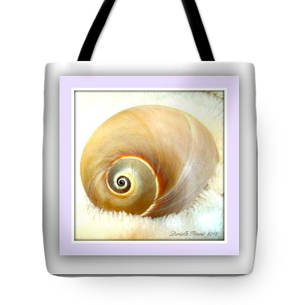 Tote Bag featuring the photograph Cosy Uniqueness by Danielle  Parent