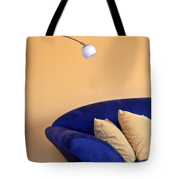 Couch Tote Bag by Joana Kruse