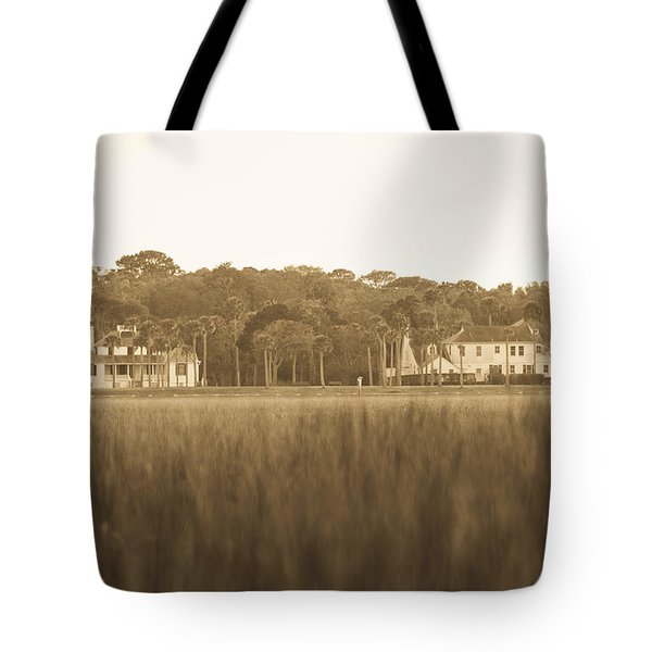 Tote Bag featuring the photograph Country Estate by Shannon Harrington