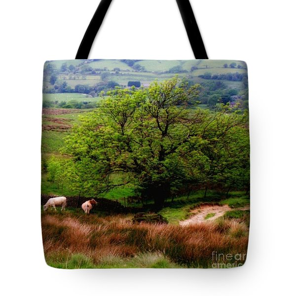 Country File Tote Bag by Isabella F Abbie Shores FRSA