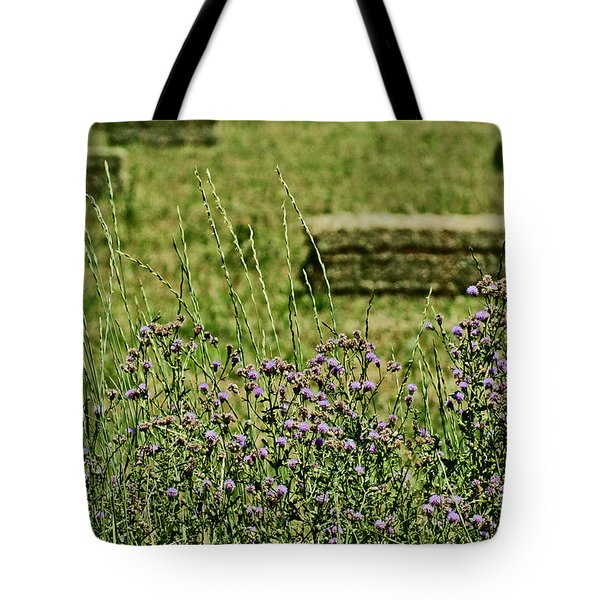 Country Gardens Tote Bag