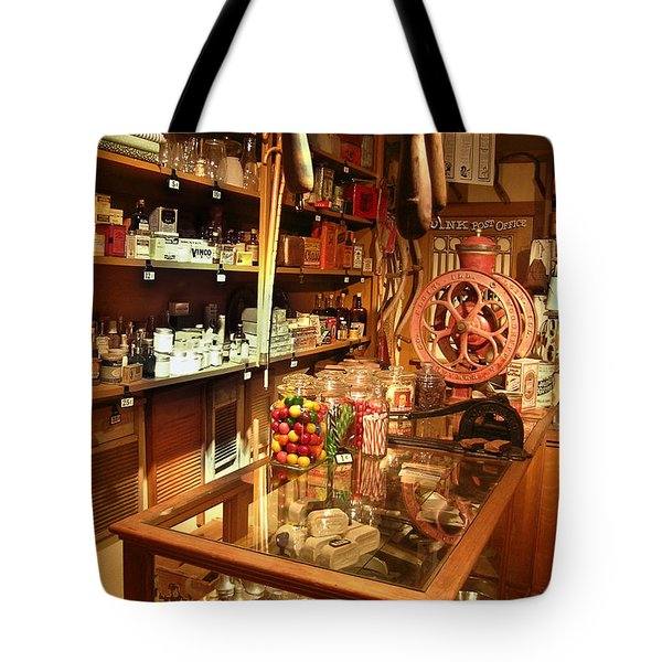 Country Store 2 Tote Bag by Douglas Barnett