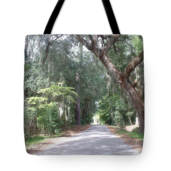 Covered By Nature Tote Bag by Mark Robbins