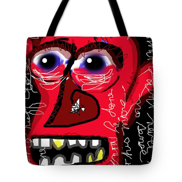 Crackhead 2 Tote Bag
