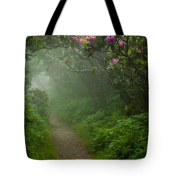 Craggy Path 2 Tote Bag
