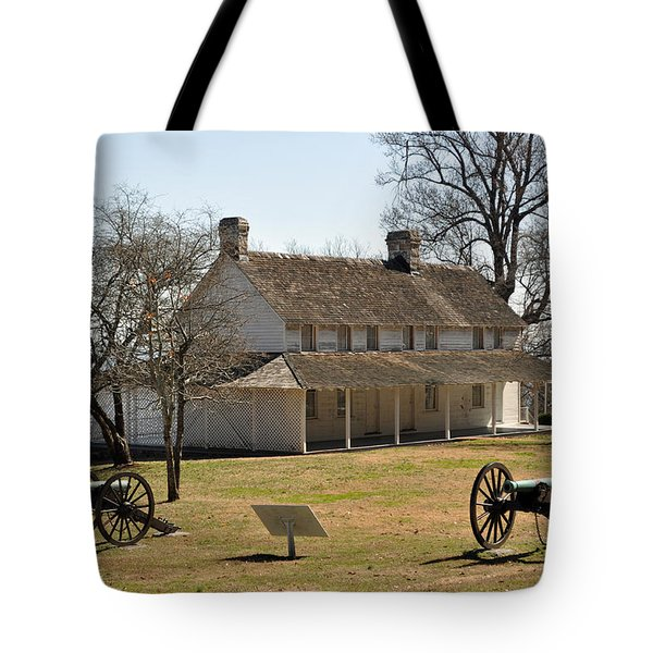 Cravens House Lookout Mountain Tote Bag