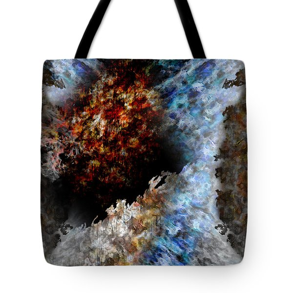 Creation Tote Bag by Christopher Gaston