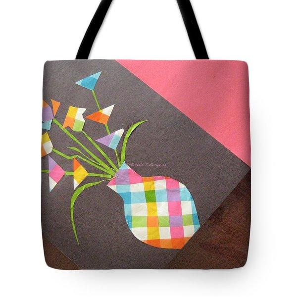Creative Mind Unfolds  Tote Bag by Sonali Gangane