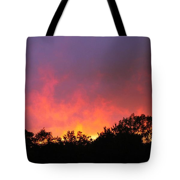 Crepuscule Tote Bag by Bruce Patrick Smith