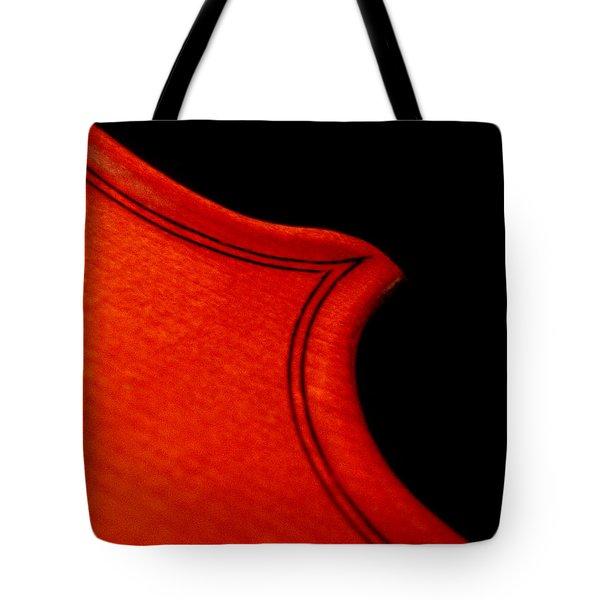 Crescendo Tote Bag by Lisa Phillips