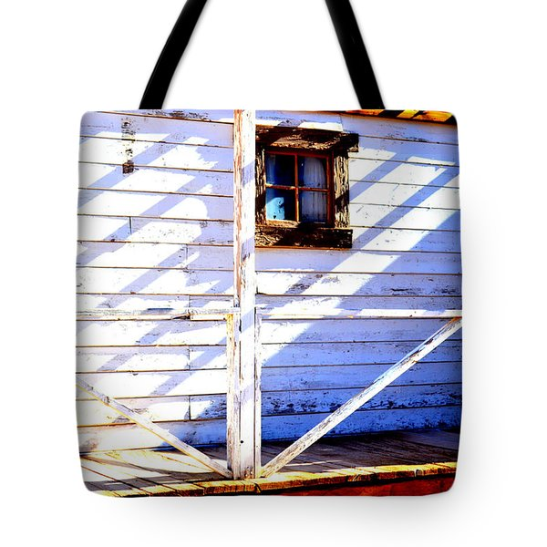 Cross Purposes  Tote Bag