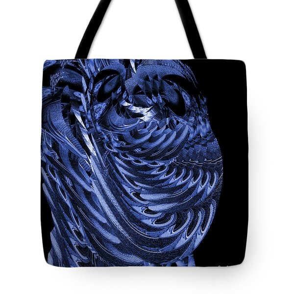 Cryptic Triptych I Tote Bag