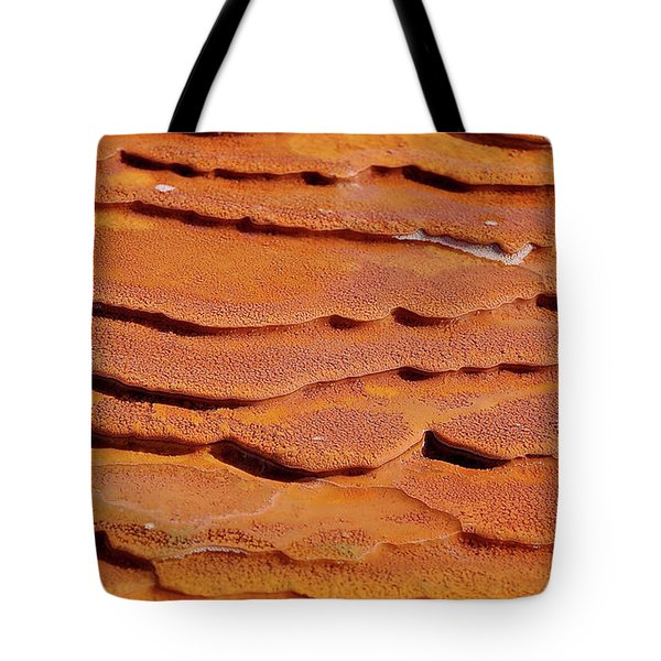Tote Bag featuring the photograph Crystal Geyser by Britt Runyon