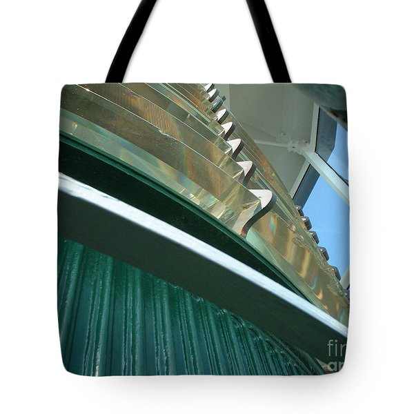 Crystal Lights Tote Bag by Mark Robbins