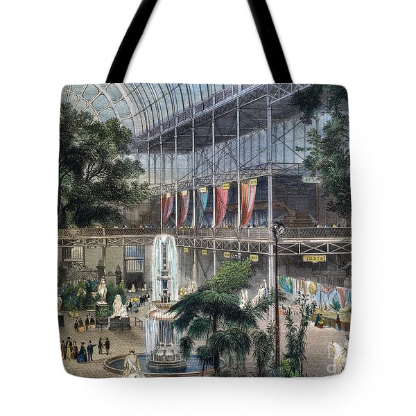 Crystal Palace Tote Bag by Granger