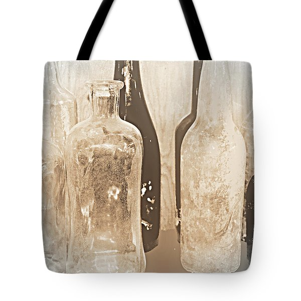 Crystle Tote Bag by Diane montana Jansson