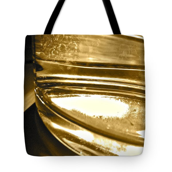 Tote Bag featuring the photograph cup IV by Bill Owen