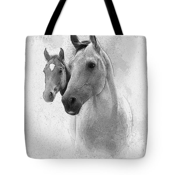 Curiosity Tote Bag by Betty LaRue