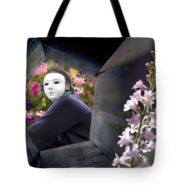 Curious Tote Bag by Richard Piper