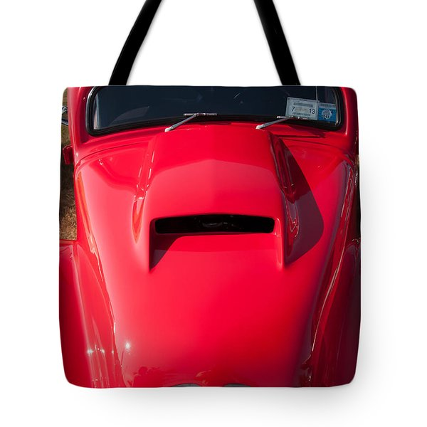 Curves Tote Bag by Guy Whiteley