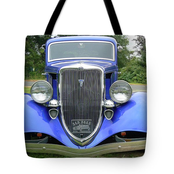 Custom 34 Tote Bag by Pamela Patch