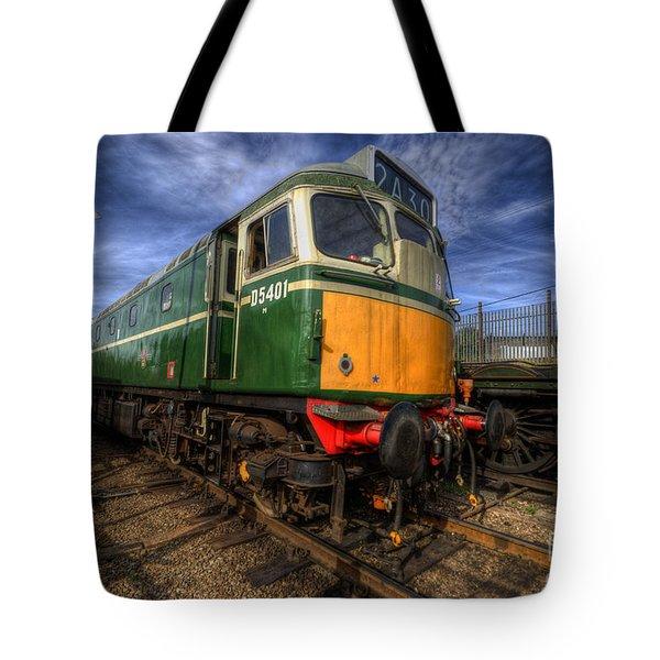 D5401 Tote Bag