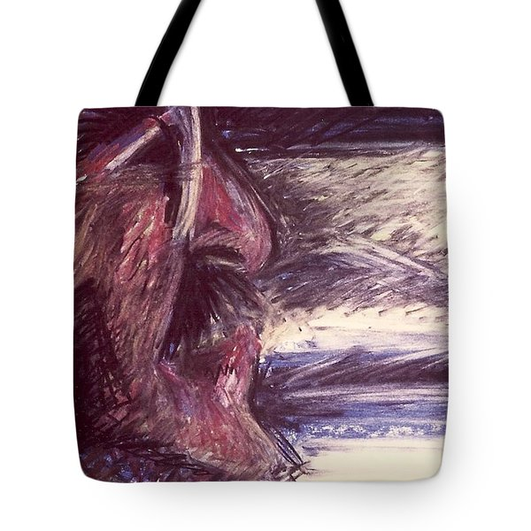 Dad Driving  Tote Bag