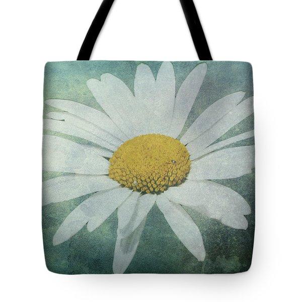 Daisy Tote Bag by Dawn OConnor