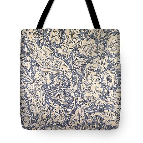 Daisy Design Tote Bag by William Morris