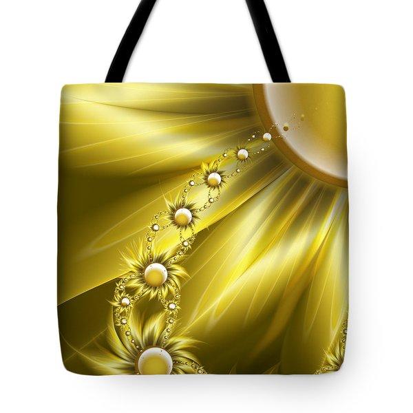 Daisy Sunshine Tote Bag