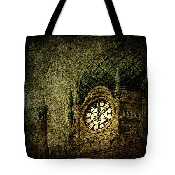 Damaged Charisma Tote Bag by Andrew Paranavitana