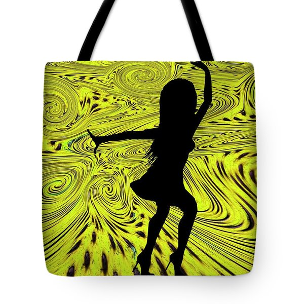 Dance Tote Bag by Bill Cannon