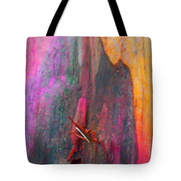 Tote Bag featuring the digital art Dance For The Earth by Richard Laeton