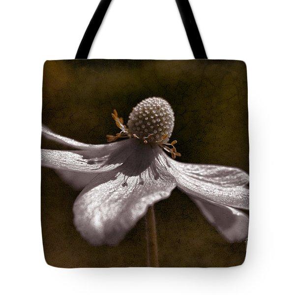 Dancing In The Breeze Tote Bag by Deborah Benoit